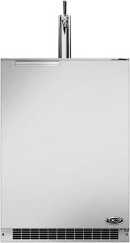 DCS RF24TR1 - DCS Single-Tap Outdoor Beer Dispenser