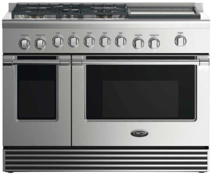 DCS RGV2485GDN - 48 Inch Gas Range with 5 Burners