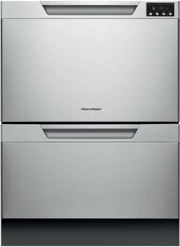 Fisher & Paykel DishDrawer Series DD24DAX8 - Front View