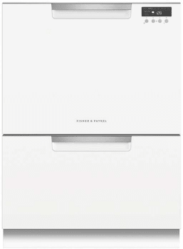 Fisher & Paykel DishDrawer Series DD24DCTW9N - Front View