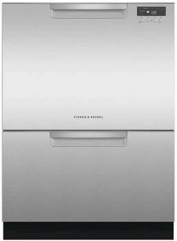 Fisher & Paykel DishDrawer Series DD24DCTX9N - Front View