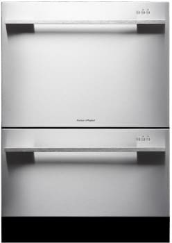 Fisher & Paykel DishDrawer Series DD24DDFTX7 - Stainless Steel with Straight Handle