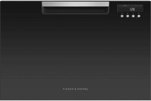 Fisher & Paykel DishDrawer Series DD24SAB9N - Front View