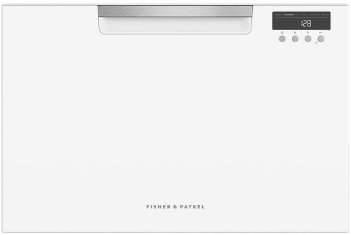 Fisher & Paykel DishDrawer Series DD24SAW9N - Front View
