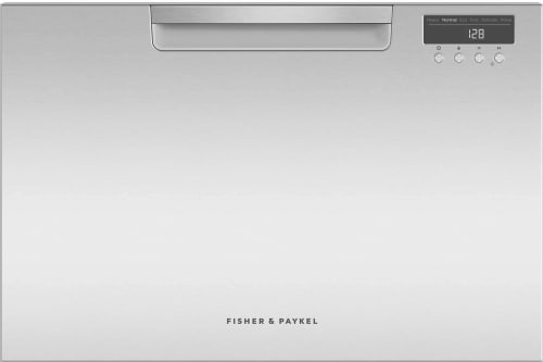 Fisher & Paykel DishDrawer Series DD24SAX9N - Front View
