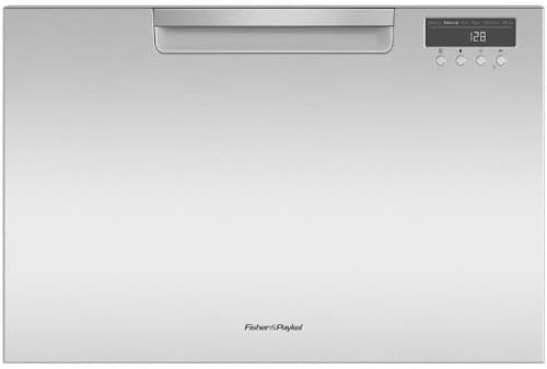 Fisher & Paykel DishDrawer Series DD24SAX - Front View