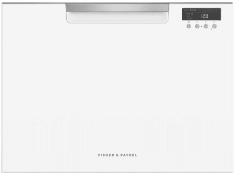 Fisher & Paykel DishDrawer Series DD24SCTW9N - Front View