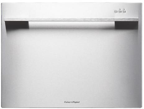 Fisher & Paykel DishDrawer Series DD24SDFTX7 - Stainless Steel with Straight Handle