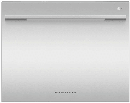 Fisher & Paykel DishDrawer Series DD24SDFTX9N - Front View