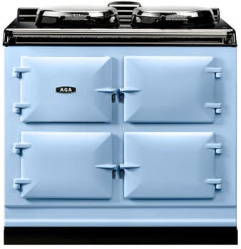 AGA ADC3EDEB - AGA Electric Cooker - Duck Egg Blue