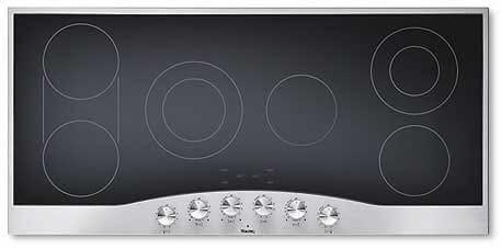 Viking Designer Series Decu1556bsb 45 Inch Smoothtop Electric Cooktop