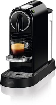 Nespresso Original Line EN167B - Limousine Black Front View