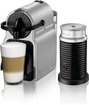 Nespresso Original Line EN80SAE - Silver Front View