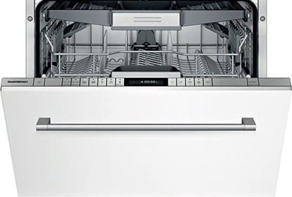 Gaggenau DF251761 - Fully Integrated Dishwasher with 14-Place Settings
