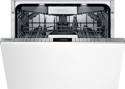 Gaggenau DF280760 - Fully Integrated Dishwasher with 13-Place Setting Capacity