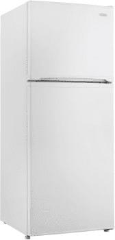 "Danby DFF100C1WDB - 24"" Top Freezer Refrigerator with 10 cu. ft. Capacity"