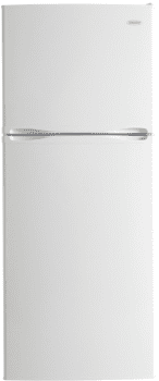 Danby DFF123C1WDB - 12.3 cu. ft. Top-Freezer Refrigerator