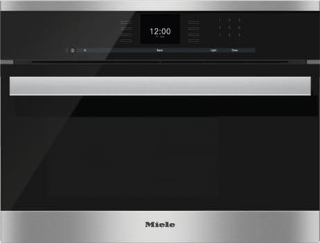 Miele PureLine SensorTronic Series DG6600 - PureLine Steam Oven