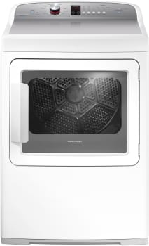 Fisher & Paykel AeroCare DG7027P2 - AeroCare Gas Dryer with SmartTouch Dial and Steam Cycles