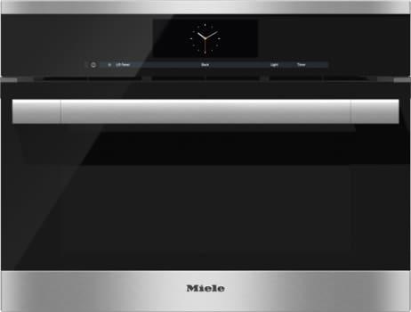 """Miele ContourLine M-Touch Series DGC67051XL - 24"""" ContourLine Combi-Steam Oven"""