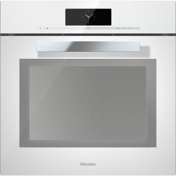 Miele PureLine Series DGC6860XXLBRWS - Front View