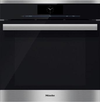 Miele PureLine Series DGC6865XXLSS - Front View