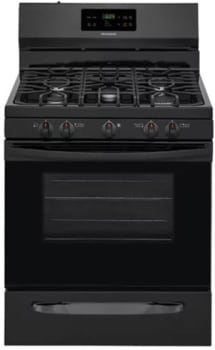 Frigidaire FFGF3054TB - Black Front View