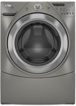 Whirlpool Wfw9400su 27 Inch Front Load Washer With 4 0 Cu