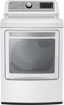 LG DLE7200WE - LG Super Capacity Dryer