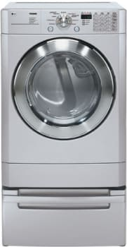 LG DLE9577SM - Dryer
