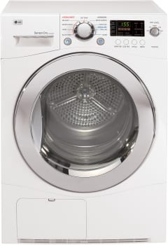 LG DLEC855W - 24 Inch 4.2 cu. ft. Compact Electric Condensing Dryer