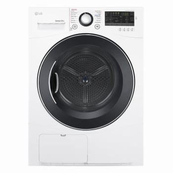 LG DLEC888W - 24 Inch Compact Electric Dryer from LG