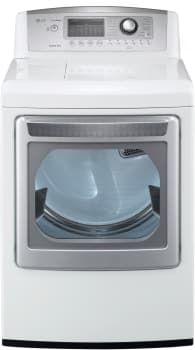 LG SteamDryer Series DLGX5171W - White