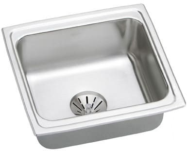Elkay Gourmet Perfect Drain Collection DLFR191810PD - Feature View
