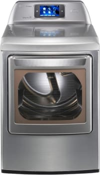 LG SteamDryer Series DLEX6001V - Graphite Steel