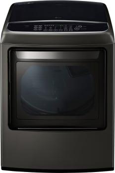 LG SteamDryer Series DLEY1901 - LG SteamDryer