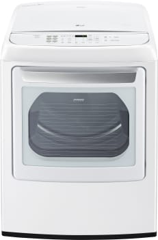LG SteamDryer Series DLGY1902WE - LG SteamDryer