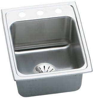 Elkay Gourmet Perfect Drain Collection DLR172210PD - Feature View