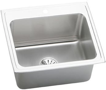 Elkay Gourmet Perfect Drain Collection DLR252210PD3 - Feature View