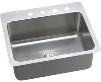 Elkay Gourmet Perfect Drain Collection Lustertone Collection DLSR272210PD5 - Featured View