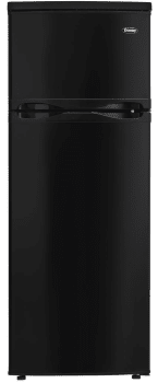 Danby Designer Series DPF073C1BDB - Black Front View