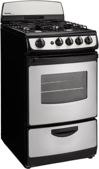 Danby Designer Series DR201X - 2.4 cu. ft. Oven Range from Danby