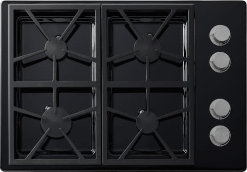 Dacor Distinctive DTCT304GBLP - 4 Burner Gas Cooktop in Black