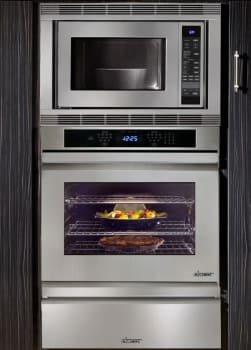 Dacor Distinctive DTOV127B - Flush Handle Oven between Drawer and Microwave