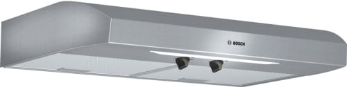 "Bosch 300 Series DUH30152UC - Bosch DUH30152UC 300 Series 30"" Under Cabinet Wall Hood in Stainless Steel"