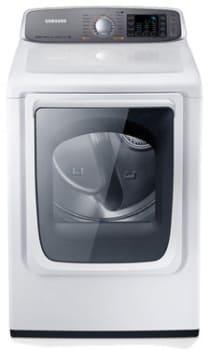 Samsung DV50F9A8EVW - Front View
