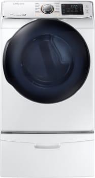Samsung DV50K7500EW - Samsung ENERGY STAR Smart Dryer with 7.5 cu. ft. Capacity