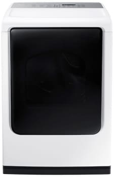 Samsung DV50K8600EW - Samsung Electric Dryer with Multi-Steam