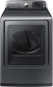 Samsung DV52J8700GP - Stainless Platinum