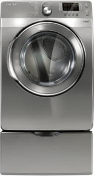 Samsung DV448AE - Stainless Platinum with Optional Pedestal